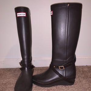 Hunter Boot Women's size 5